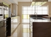 streamlined kitchen design